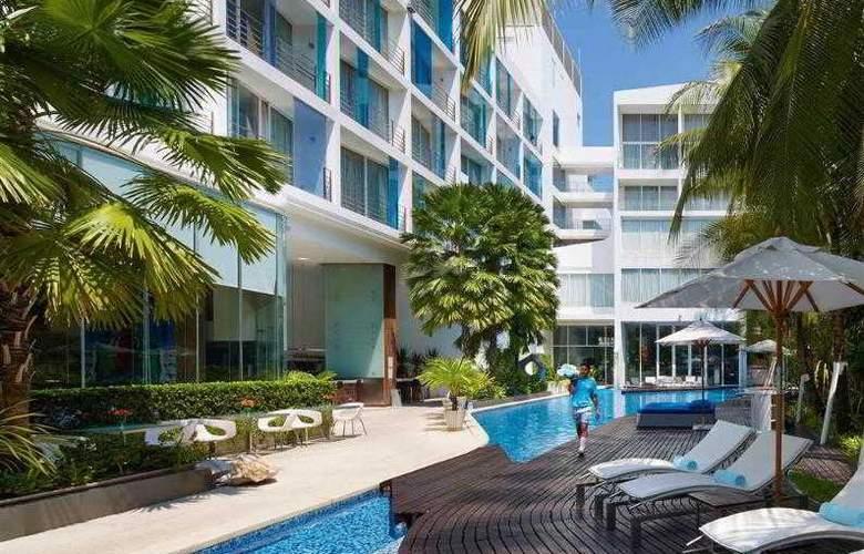 Dusit D2 Baraquda Pattaya - Hotel - 21