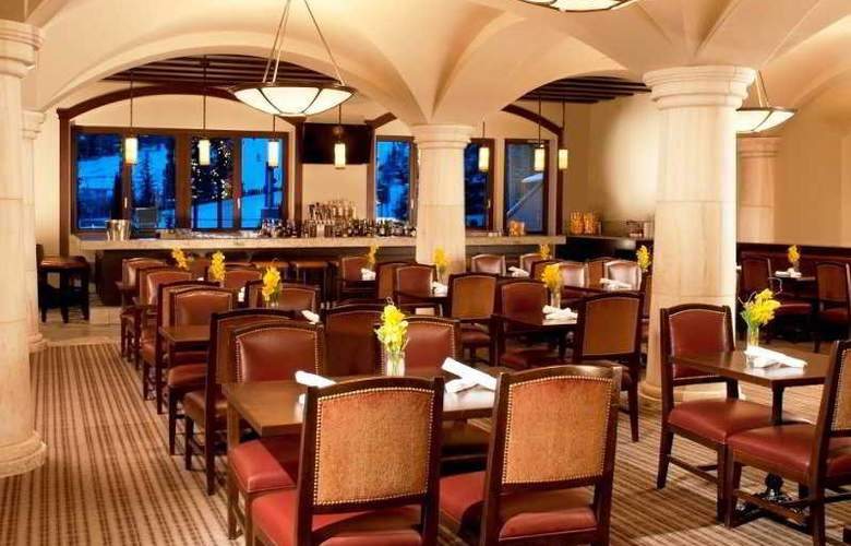 The Arrabelle At Vail Square - Restaurant - 6