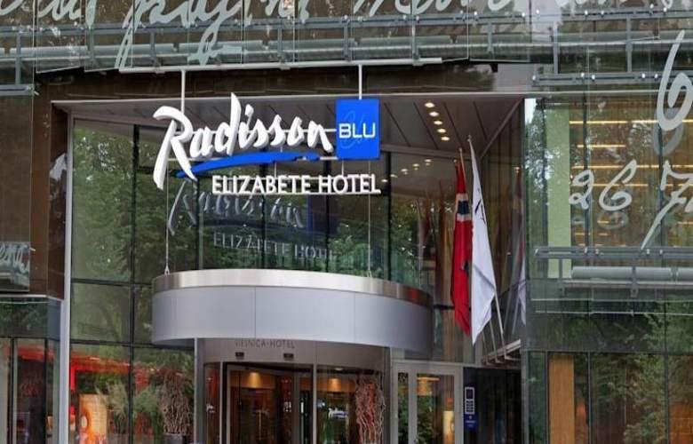 Radisson Blu Elizabete Hotel - Hotel - 6