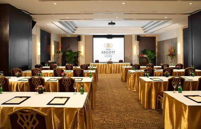 Ascott Sathorn Bangkok - Conference - 6