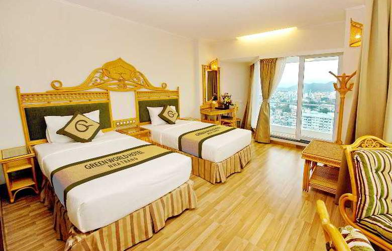 Green World Hotel Nha Trang - Room - 25