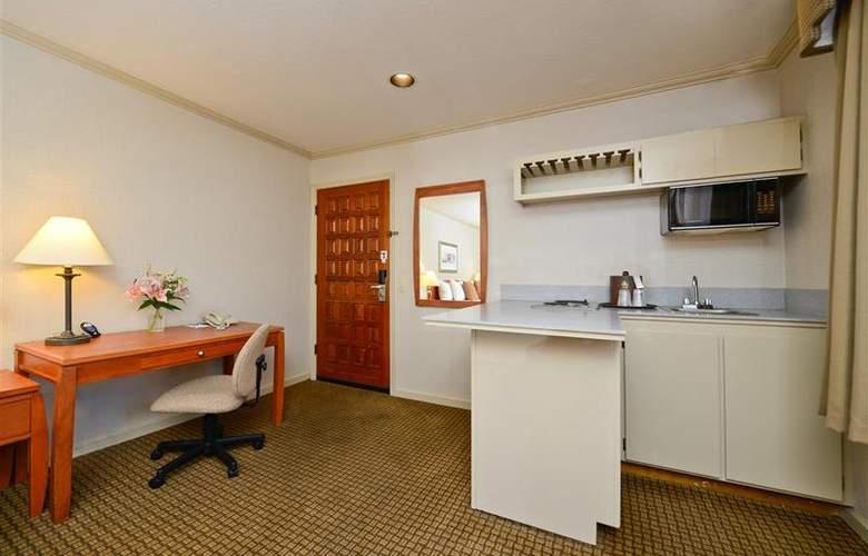 Best Western Plus Mountain View Inn - Room - 37