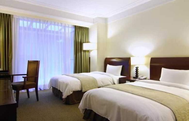 Fullon Hotel Jhongli - Room - 9