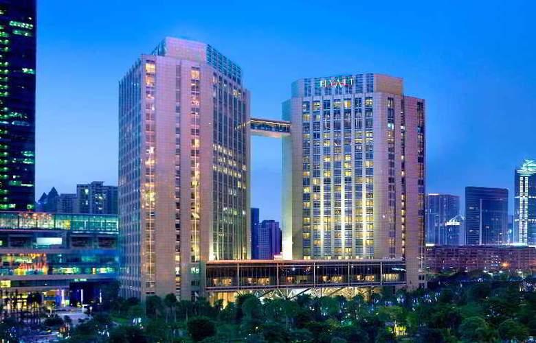 Grand Hyatt Guangzhou - Hotel - 0