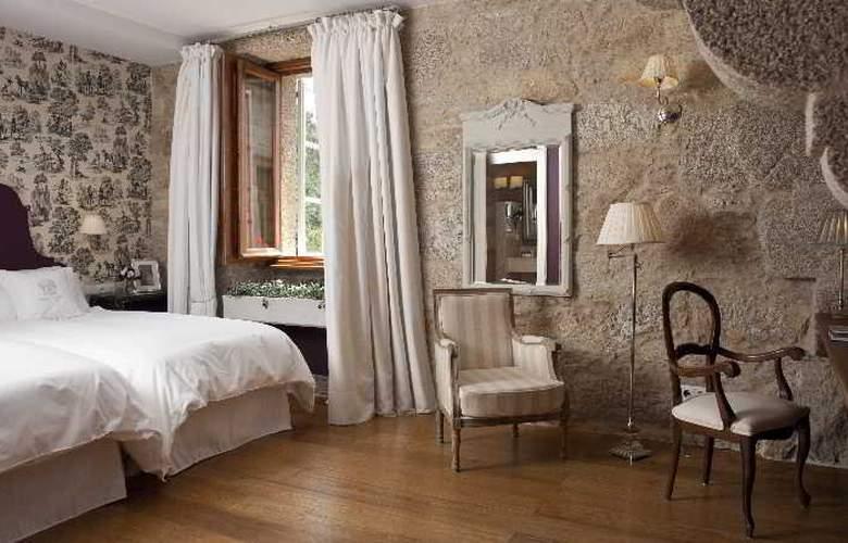 Hotel Spa Relais & Châteaux A Quinta da Auga - Room - 21