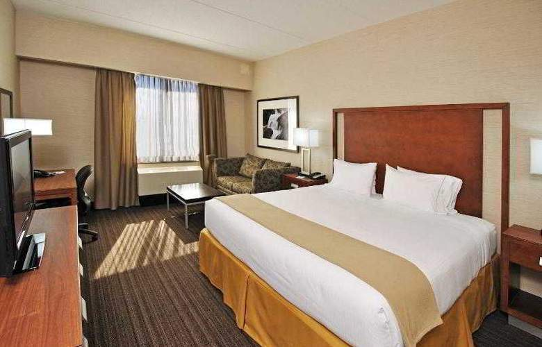 Holiday Inn Express & Suites Vaughan - Hotel - 25