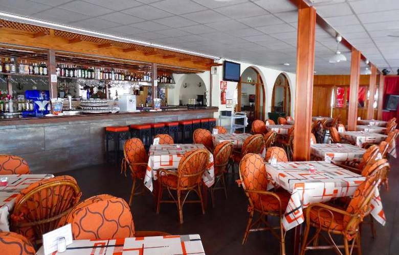Canary Garden Club - Restaurant - 16