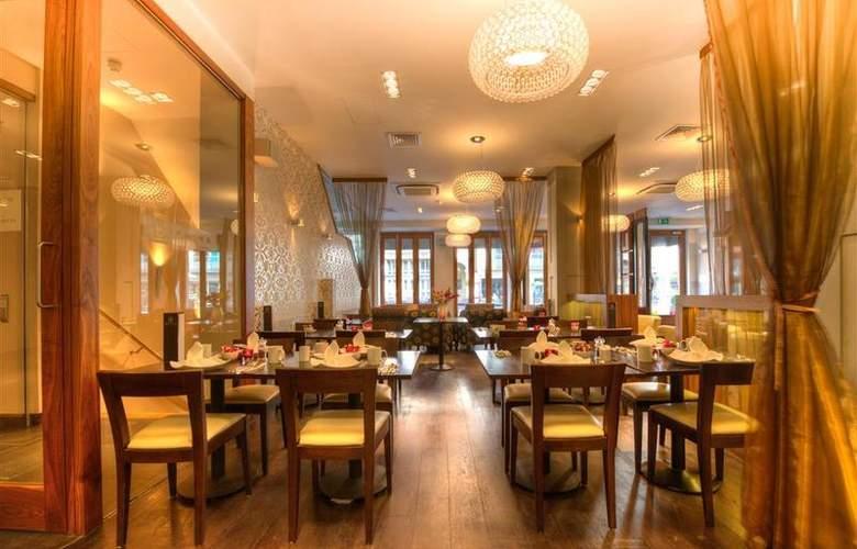 Best Western Maitrise - Restaurant - 61