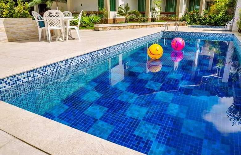 Quinta do Sol Lite Praia Hotel - Pool - 3
