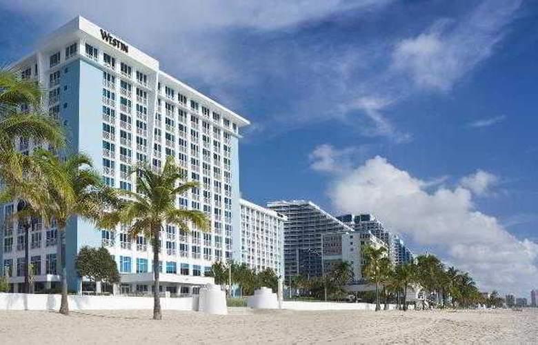The Westin Fort Lauderdale Beach Resort - Beach - 47