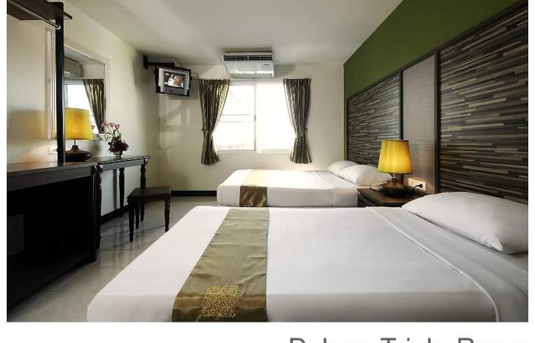 Rambuttri Village Inn & Plaza - Room - 4