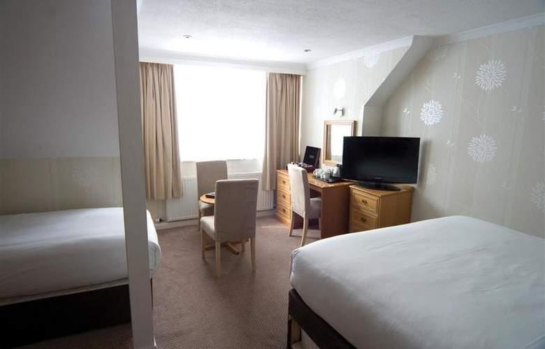 Best Western Cumberland - Room - 257