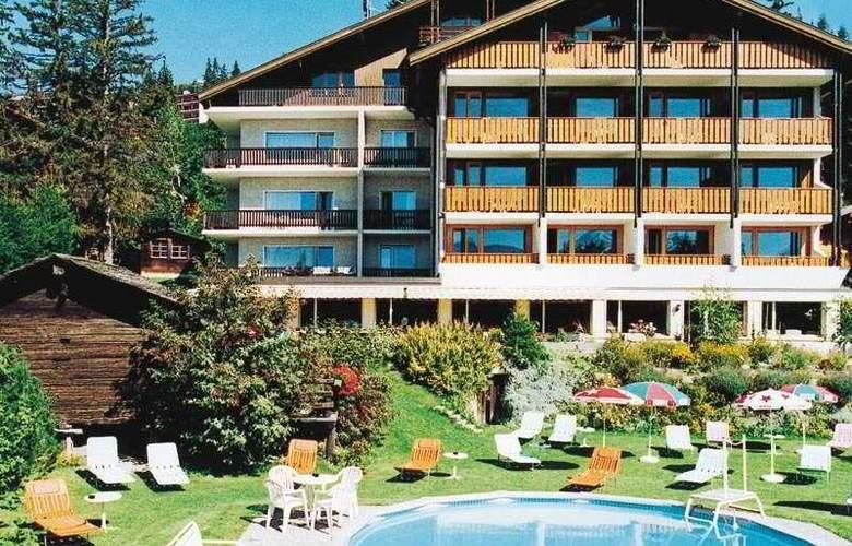 Minotel La Prairie - Hotel - 0