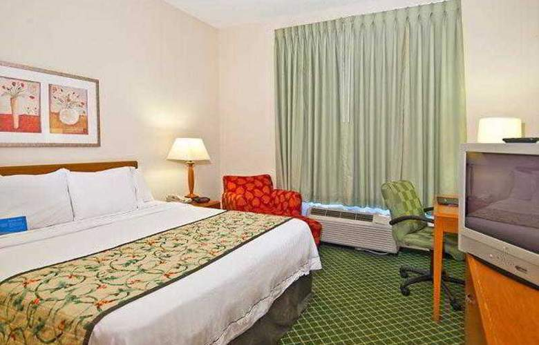 Fairfield Inn suites Edmond - Hotel - 4