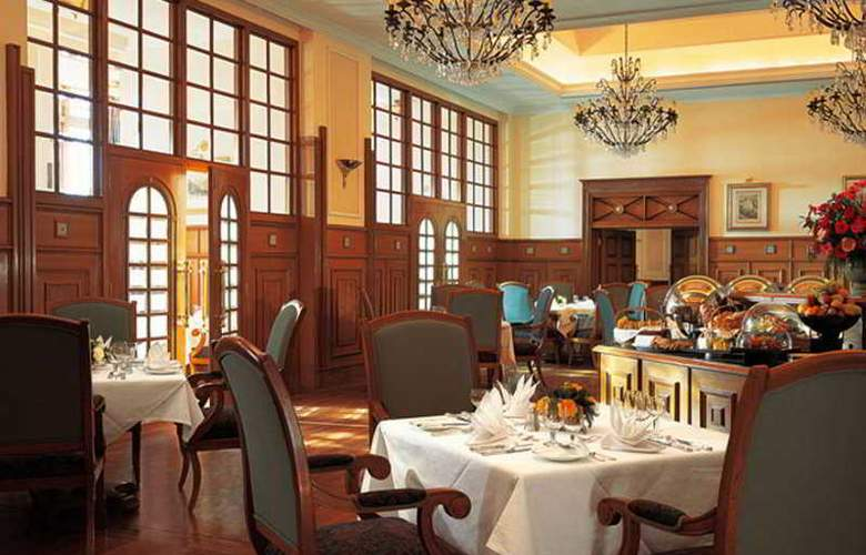 The Oberoi Cecil - Restaurant - 7