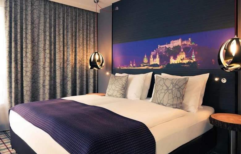 Mercure Salzburg City - Room - 17