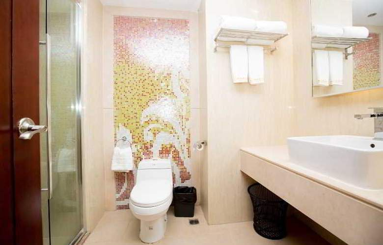 Kecheng Holiday Hotel - Room - 9