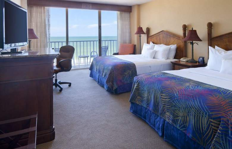 DoubleTree Beach Resort by Hilton Tampa Bay/North - Room - 20