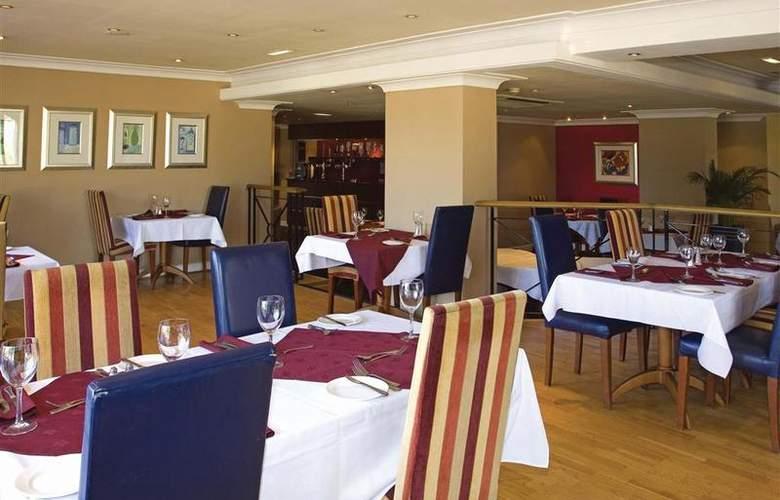 Best Western Everglades Park Hotel - Restaurant - 99
