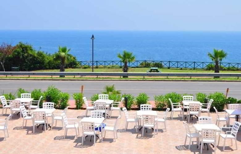 Antalya Palace - Terrace - 11