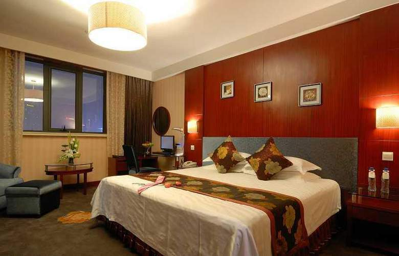 Best Western Jianghua Hotel Ningbo - Room - 9