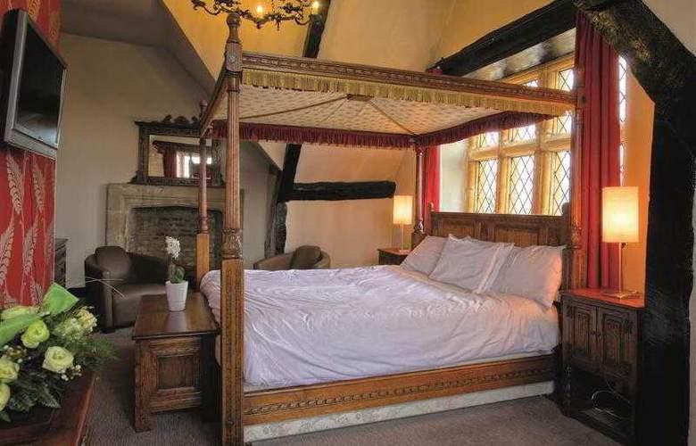 Best Western Salford Hall - Hotel - 31