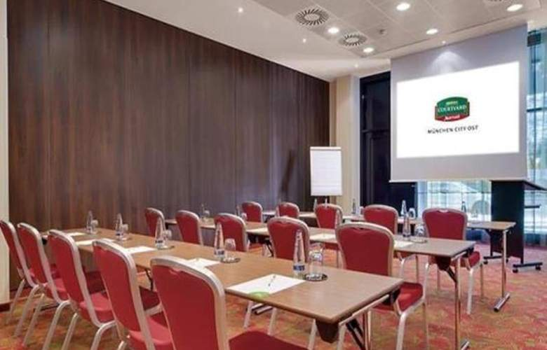 Courtyard by Marriott Munich City East - Conference - 38
