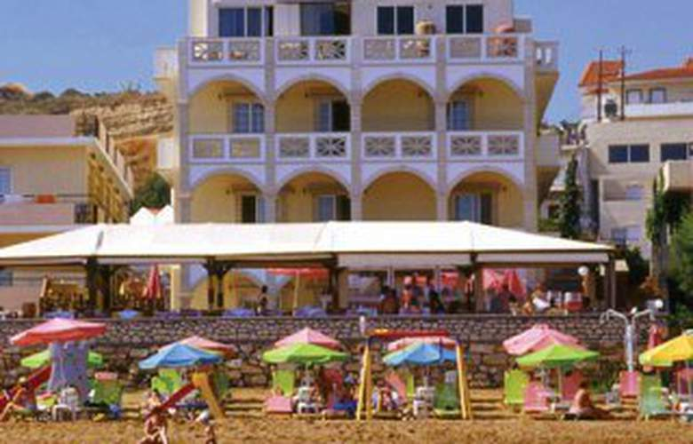 Galini Beach & Eden - Hotel - 0