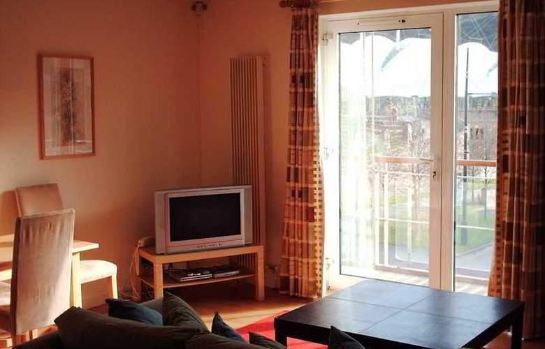 Dreamhouse Apartments Edinburgh Holyrood Park - Room - 6