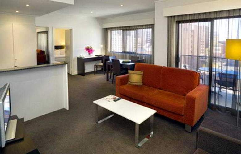 Oakwood Hotel & Apartments Brisbane - Room - 3