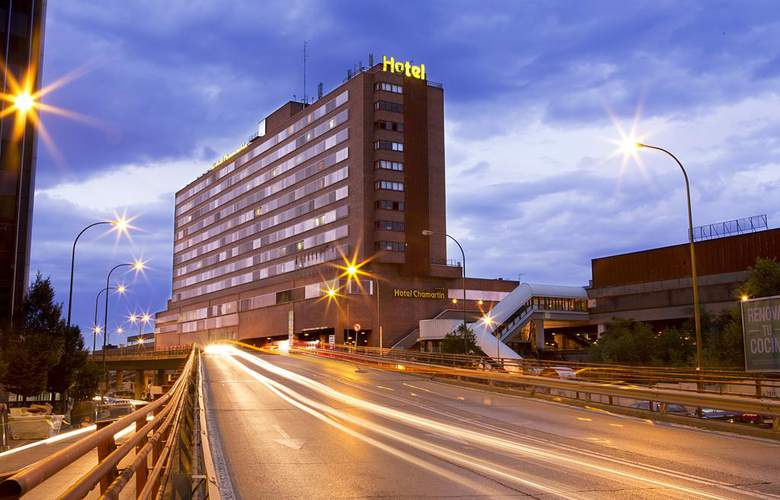 Chamartín the 1 - Hotel - 0