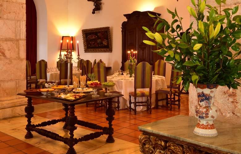 Pousada de Estremoz - Rainha Sta. Isabel - Restaurant - 16