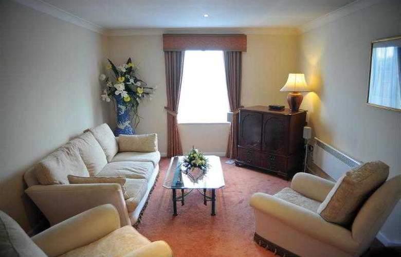 Best Western Bentley Leisure Club Hotel & Spa - Hotel - 69