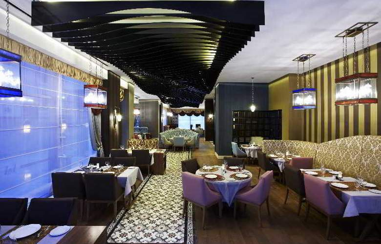 Istanbul Gonen Hotel - Restaurant - 11