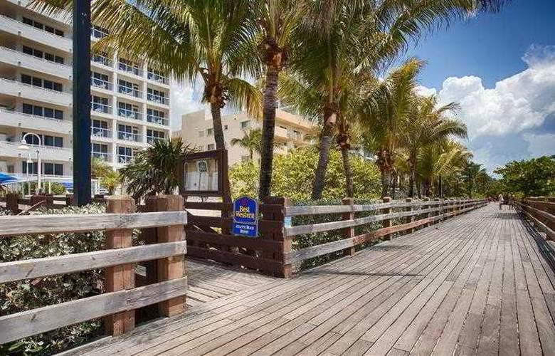 Best Western Plus Atlantic Beach Resort - Hotel - 39