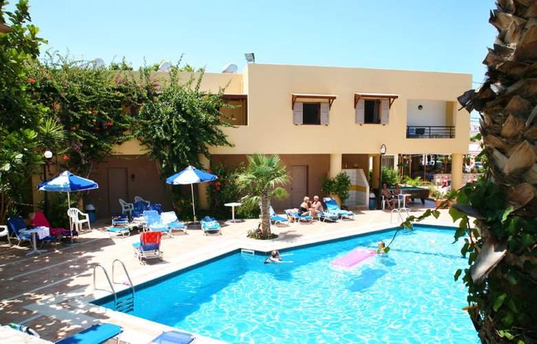 Latania Studios & Apartments - Pool - 19