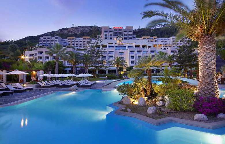 Sheraton Rhodes Resort - General - 1