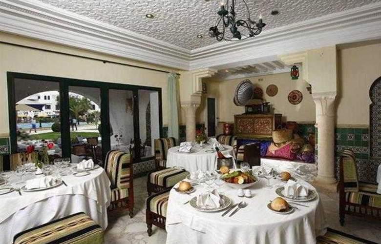 Les Maisons De La Mer - Restaurant - 6
