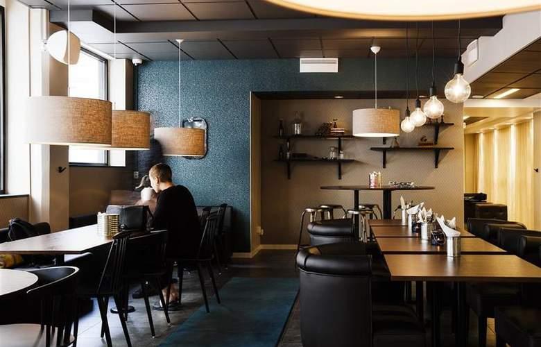Best Western Kom - Restaurant - 57