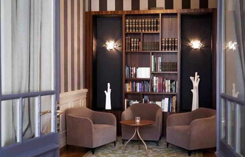 Royal St Georges Interlaken - MGallery by Sofitel - Hotel - 51