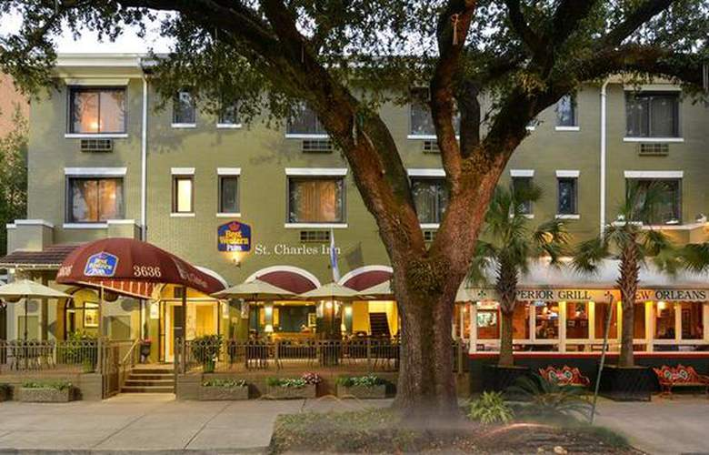 Best Western Plus St. Charles Inn - Hotel - 46