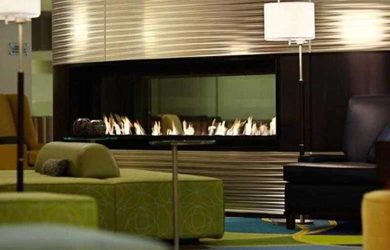 Montreal Airport Marriott Hotel - Hotel - 10