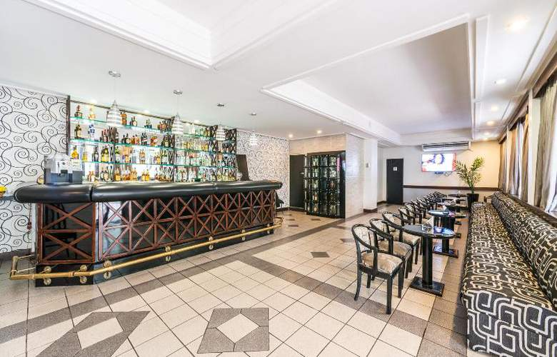 Recife Monte Hotel - Bar - 19