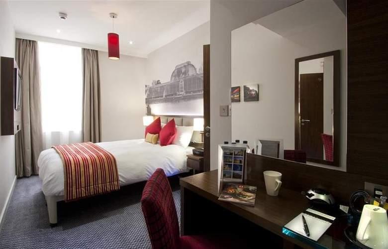 Best Western Plus Seraphine Hotel Hammersmith - Room - 95