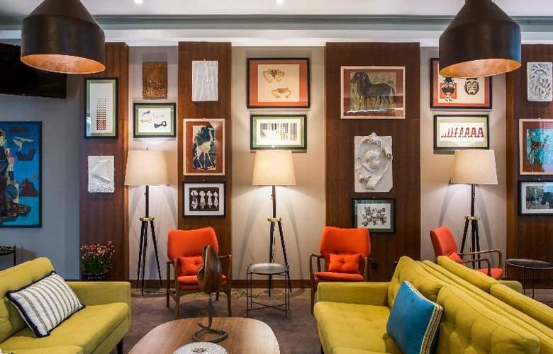 The Artist Porto Hotel & Bistro - Bar - 29