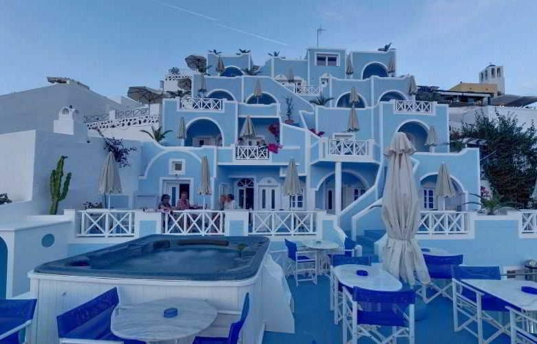 Kafieris Blue Apartments - General - 0