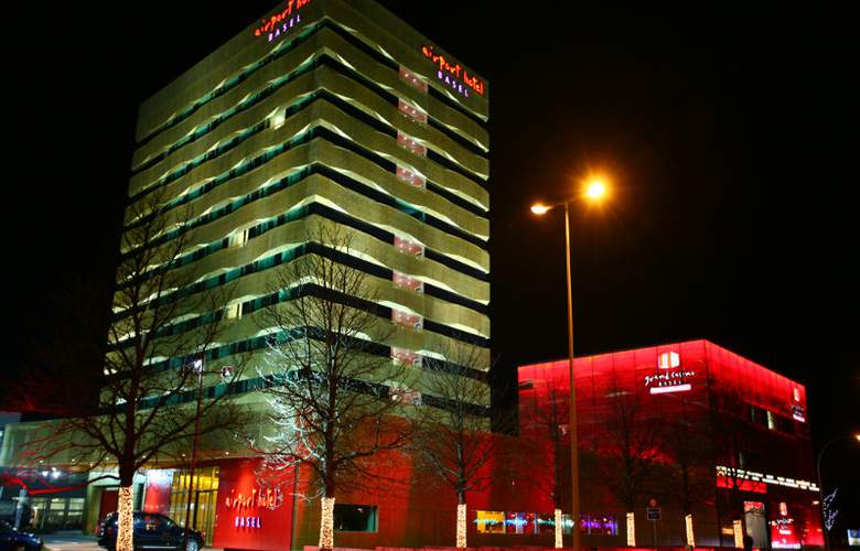 Airport Hotel Basel - Hotel - 0