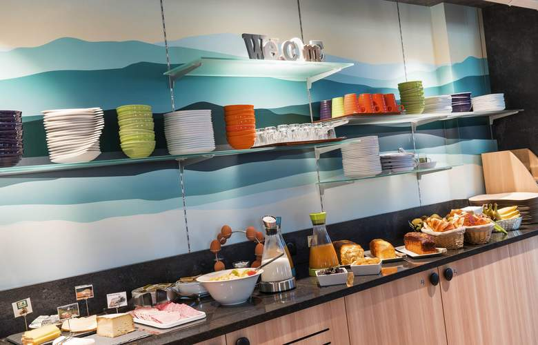 Ibis Styles Annecy Centre Gare - Meals - 4