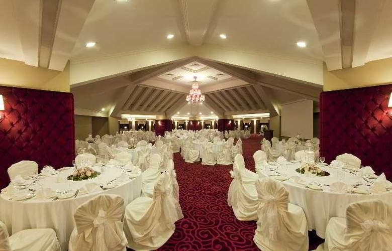 Kaya Izmir Thermal and Convention - Restaurant - 9