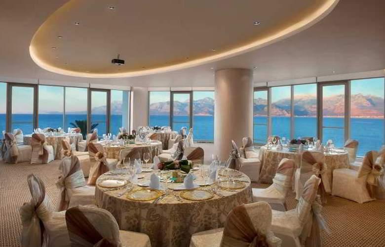 Akra Barut - Restaurant - 48